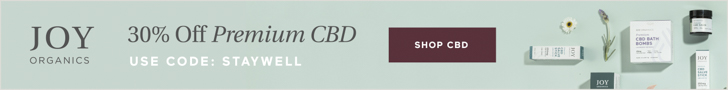 Save 30% on premium CBD products
