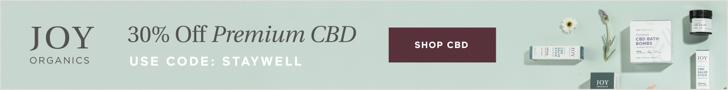 Save 30% on premium CBD products