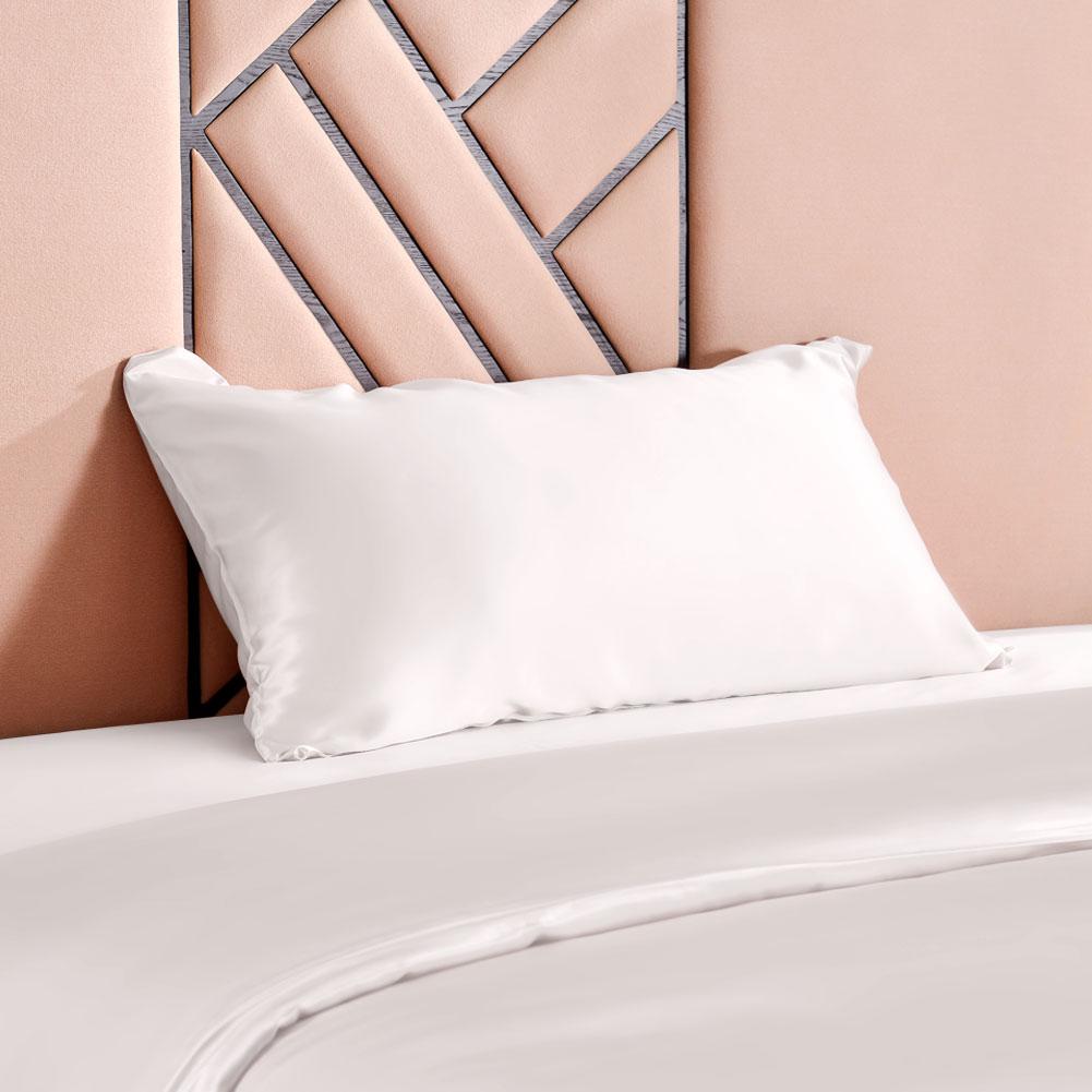 High End 19 Momme   Silk Pillowcase   Hidden Zipper Closure   10 Colors Was: $35.99 Now: $24.99.