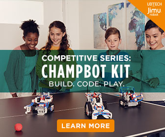 Learn More - Chambot Kit - Competitive robotics from UBTECH