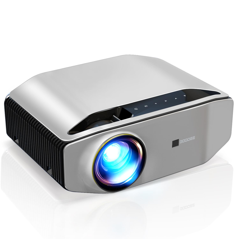 goodeestore.com - $90 OFF, $179.99 GooDee YG620 Newest 1080P LED Video   6800 Lus