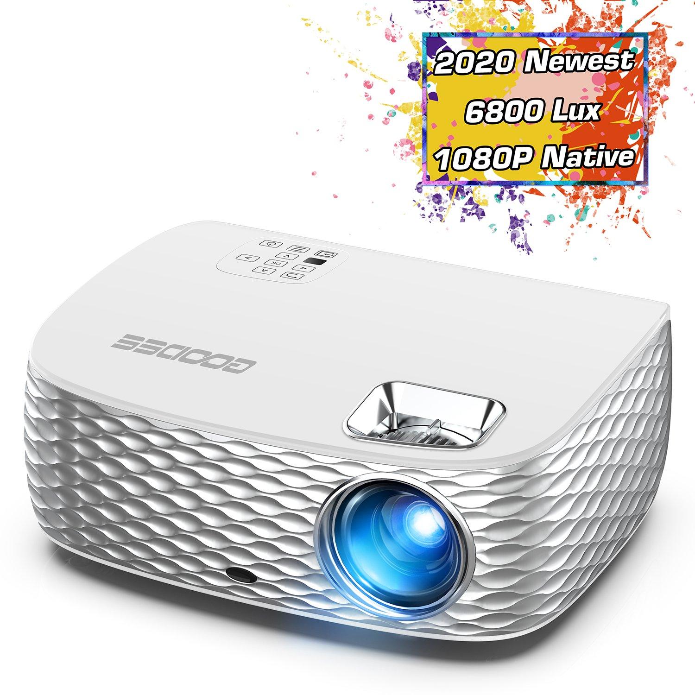 goodeestore.com - $70 OFF, $129.99 GooDee BL98 Native 1080P HD Video Projector