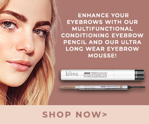 Blinc Eyebrow pencil and eyebrow mousse