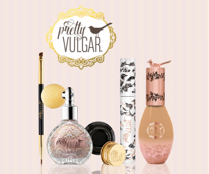 Pretty Vulgar Make up