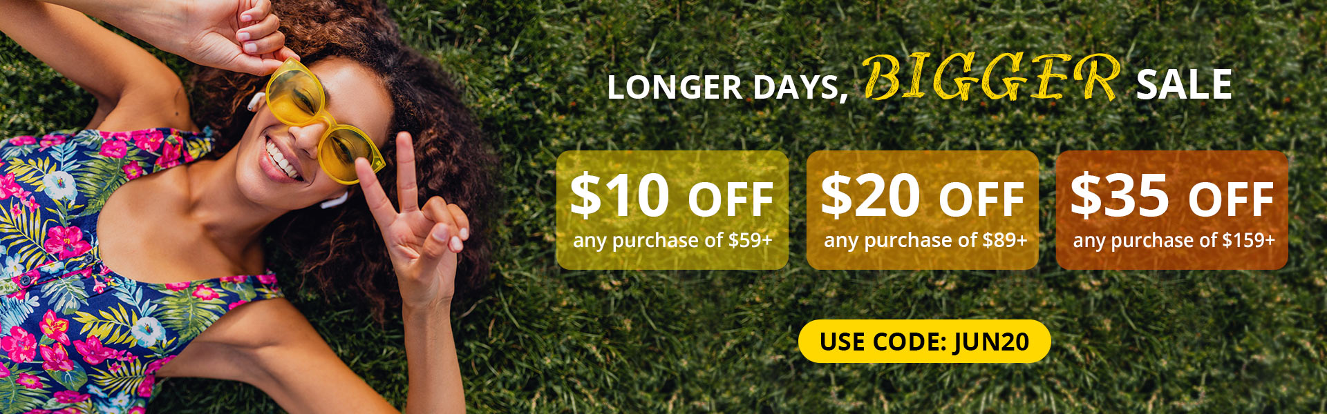 JUN20 pc lb 210601 - Glasses Sale: $20 OFF any purchase of $89+; $35 OFF any purchase of $159+