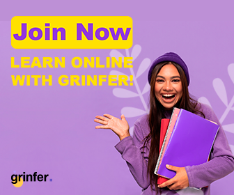 Learn Online With Grinfer