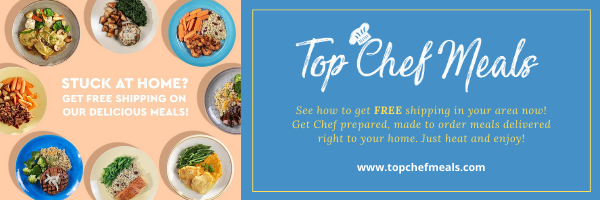Top Chef Meals AFFILIATE PROGRAM