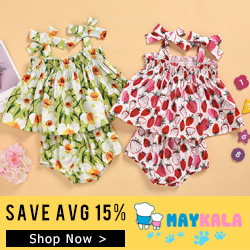 Save Avg 15% Off - Kids Clothing
