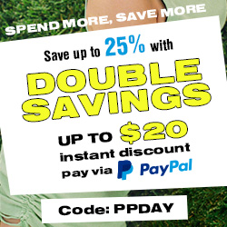 2021 05 31 250x250 - Pay with Paypal to Save 25%