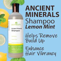 Ancient Minerals Shampoo Lemon Mint