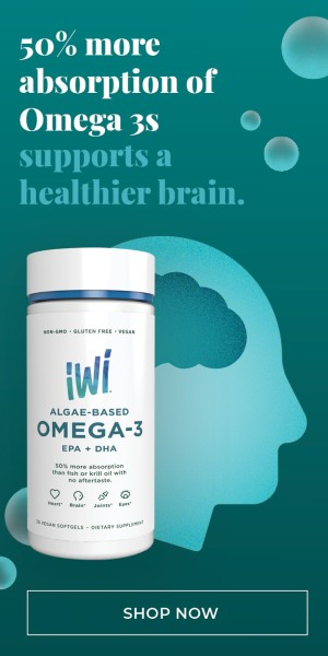 iWi - The ultimate source of Omega-3