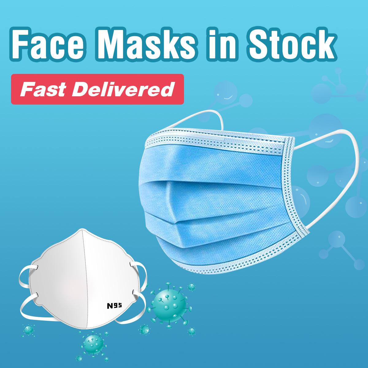 Protective Masks, Face Masks