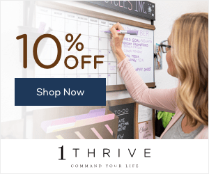 1thrive discount code