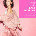 Fast 'N' Free Shipping 125*125