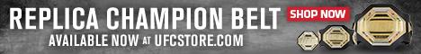 UFC - Replica Championship Belt