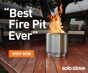 Solo Stove Banner