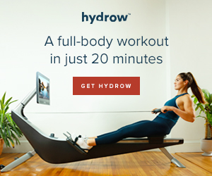 hydrow rower set up guide