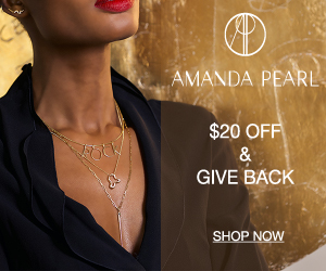 $20 off + Give Back