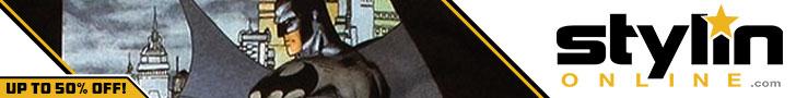 Stylin Online Batman T-Shirts