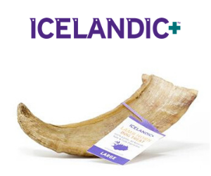Icelandic+ The best treats for the most loved pets.