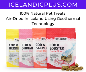 100% Natural Pet Treats Air-Dried Using Geothermal Technology