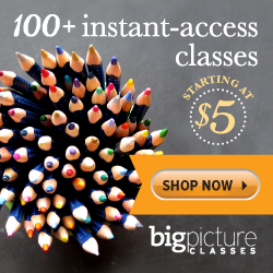100+ instant access classes