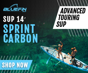 Sup 14' Boards From BlueFin