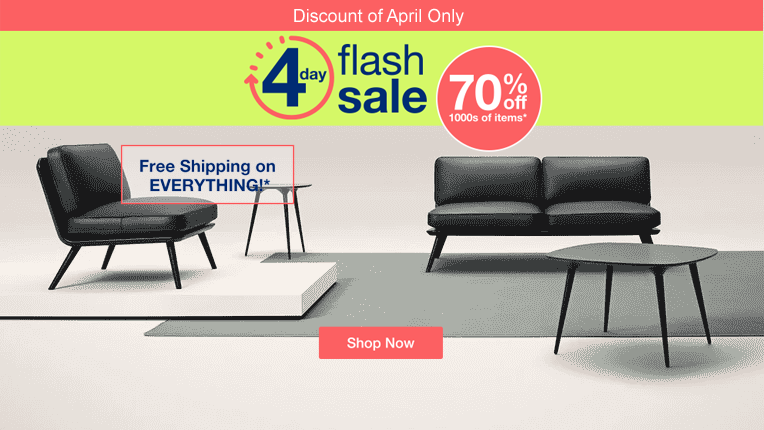 Shop the best home decor styles online and get everyday FREE SHIPPING*