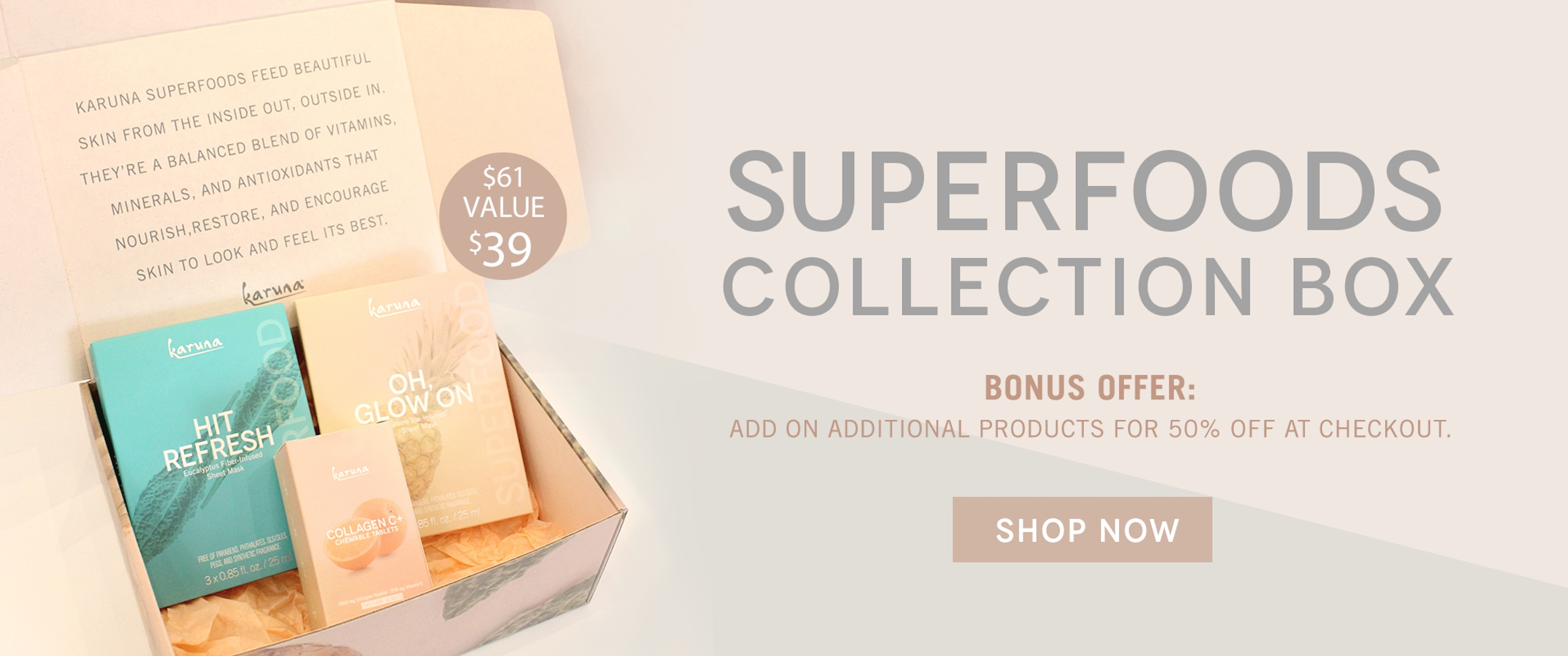 Superfoods Box