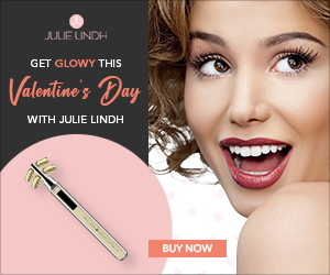 Get Glowy This Valentine's Day With Julie Lindh