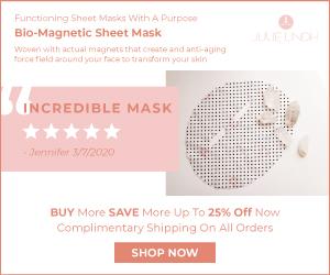 Bio-Magnetic Functional Sheet Mask