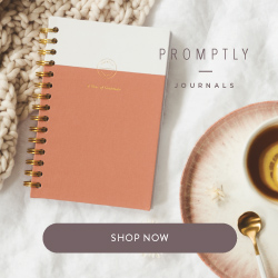 Shop our Gratitude Journals now at Promptly Journals!