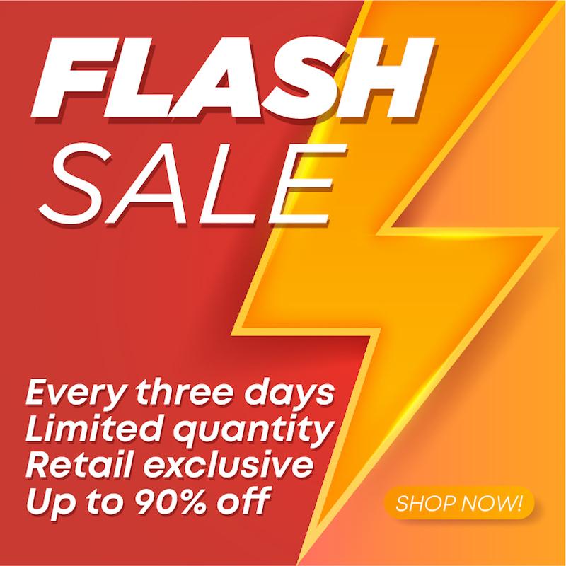 Vape Flash Sales at HeavenGifts