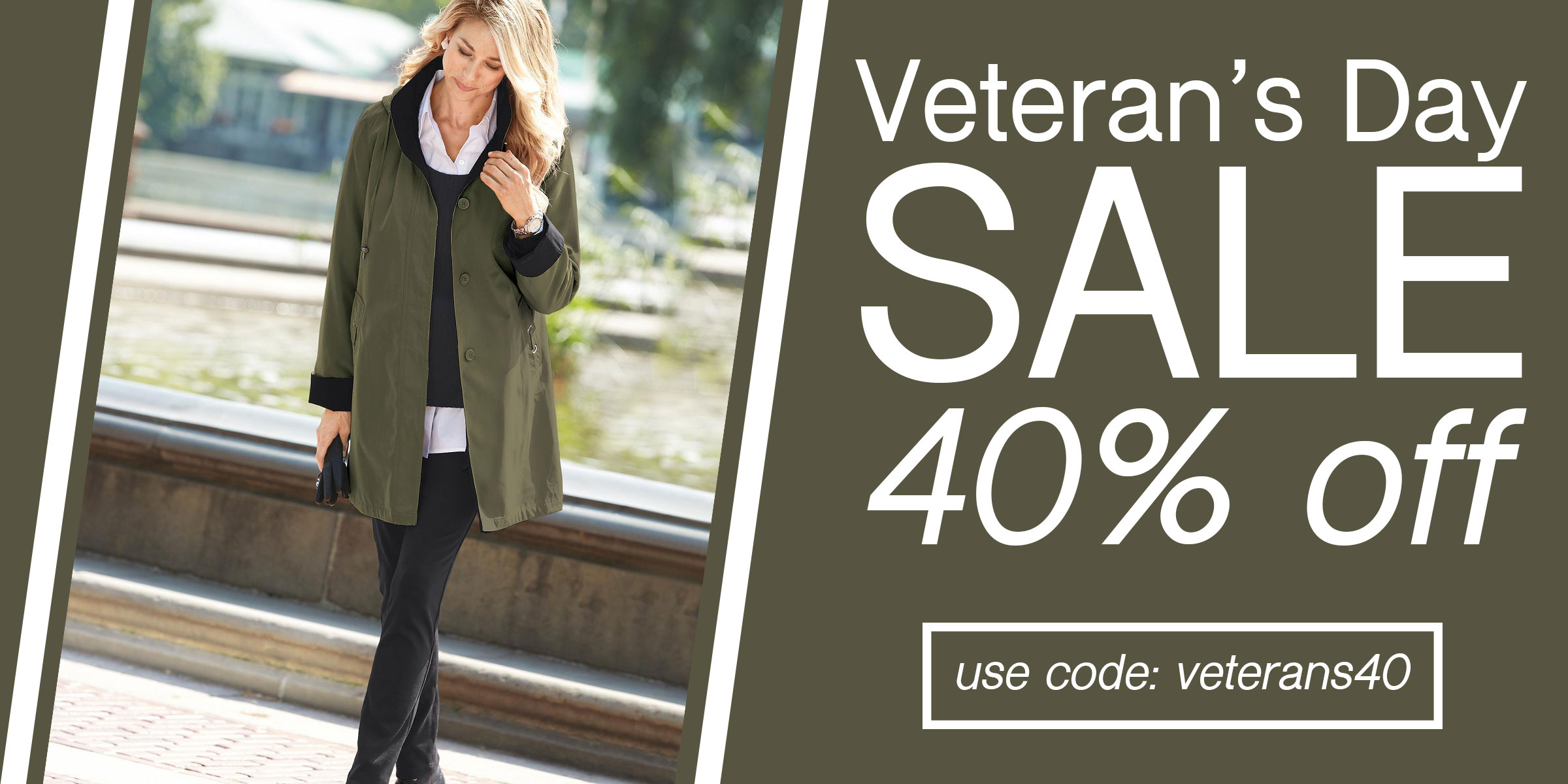 metrostyle.com - Veteran's Day Sale 40% off