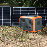 Bluetti AC50 500Wh/300W   Portable Power Station|Ideal for Camping?