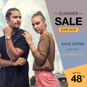 Save an upto 48% OFF on select items