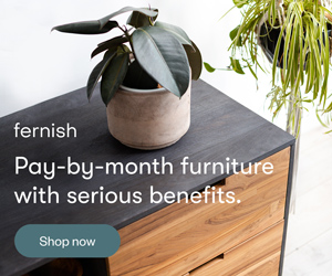 Furniture with serious benefits, for low monthly payments.