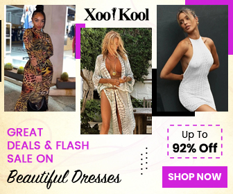 336 x 280 1 - Great Deals & Flash Sale Up To 92% Off on Beautiful Dresses at XooKool.com