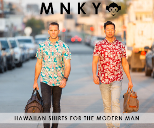 MNKY Hawaiian Shirts