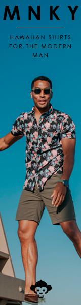 MNKY Hawaiian Shirts