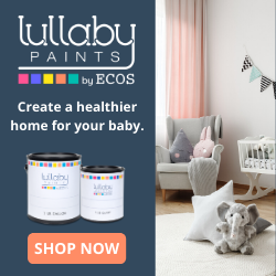 Lullaby Paints by ECOS - Create a healthier home for your baby