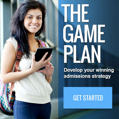The best way to start your college admissions process.