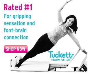 Tucketts Toeless Grip Socks for Everyone