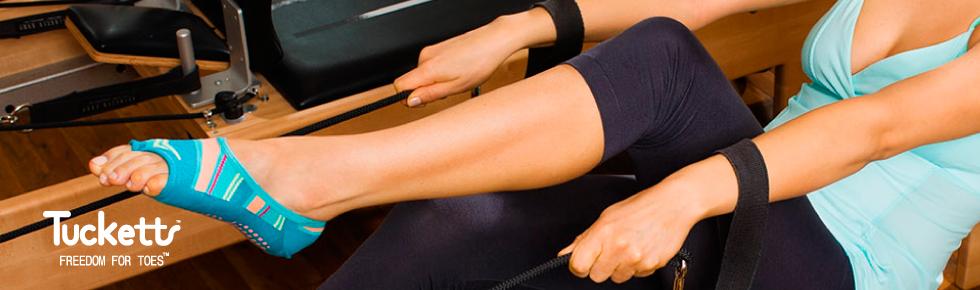 Tucketts Yoga Pilates Socks