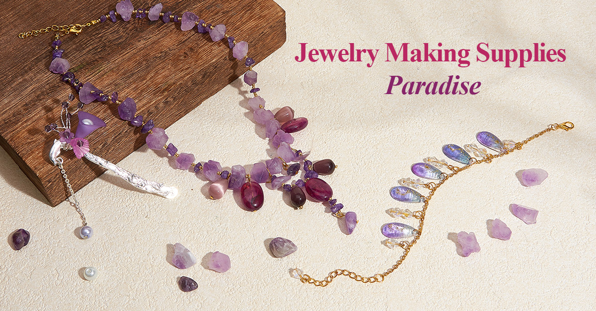 Xyzbeads.com---Jewelry Making Supplies Paradise, Up To 91% Off + Shipping Fee 40% Off