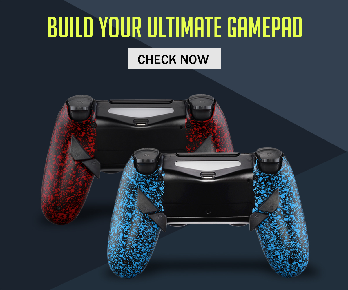 gamingcobra.com - Build Your Ultimate Gamepad – Get 5% off every order