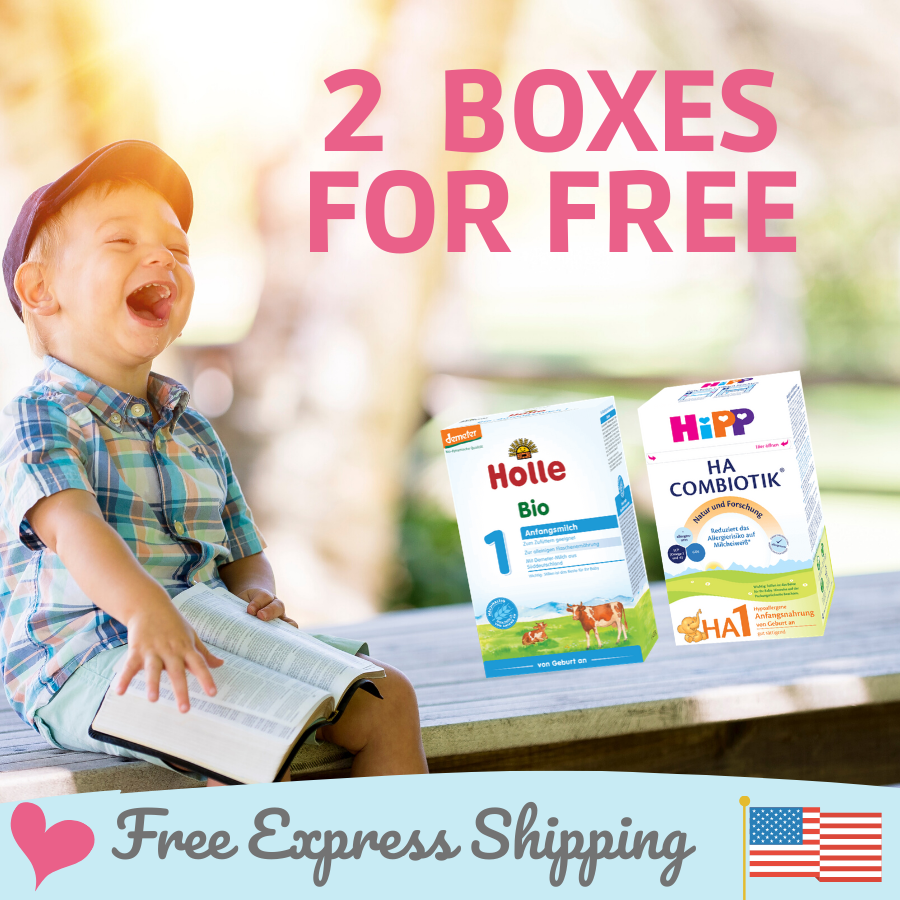 Two free Boxes for new Customers
