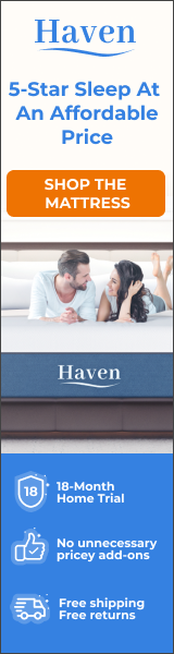 rest haven memory foam mattress topper
