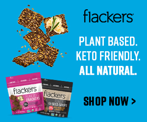 Flackers - Plant Based. Keto Friendly. All Natural.