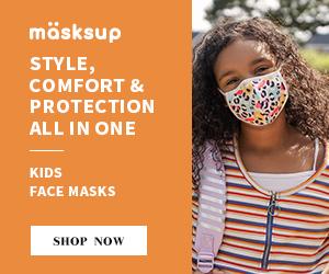 Masksup Kids Masks